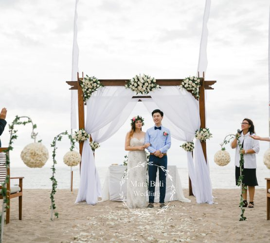 BALI WEDDING FOR TWO 2